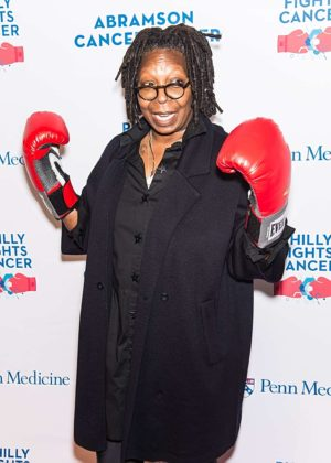 Whoopi Goldberg - Philly Fights Cancer: Round 3 in Philadelphia