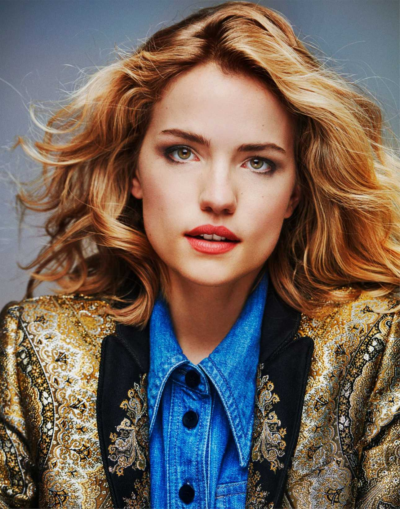 Willa Fitzgerald - Photoshoot for SBJCT Journal