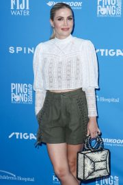 Willa Ford - Clayton Kershaw's 7th Annual Ping Pong 4 Purpose Fundraiser in LA