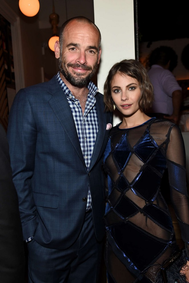 Willa Holland - 2015 CW Upfront Party in New York