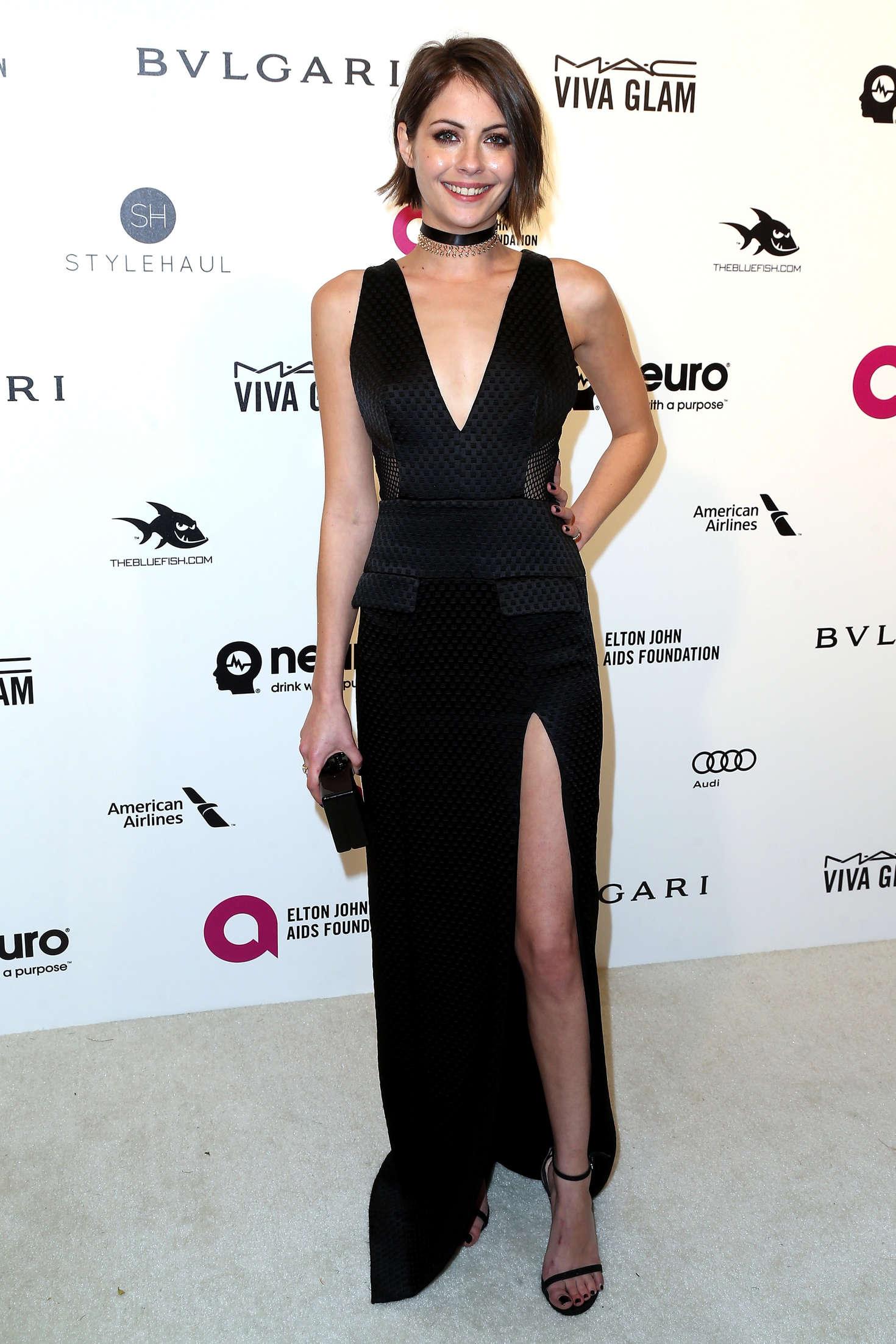 Willa Holland: 2016 Elton John AIDS Foundations Oscar ... Emma Watson Boyfriend