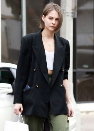 Willa Holland at Joan's on Third in Studio City