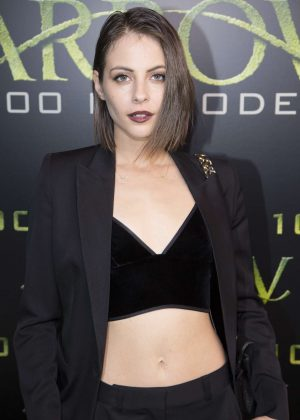 Willa Holland - Celebration Of 100th Episode Of CW's 'Arrow' in Vancouver