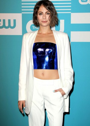 Willa Holland - CW Network's 2015 Upfront in NYC