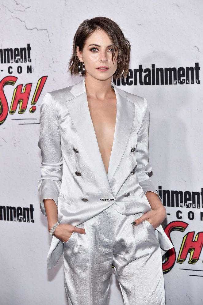 Willa Holland - Entertainment Weekly Party at 2017 Comic-Con in San Diego