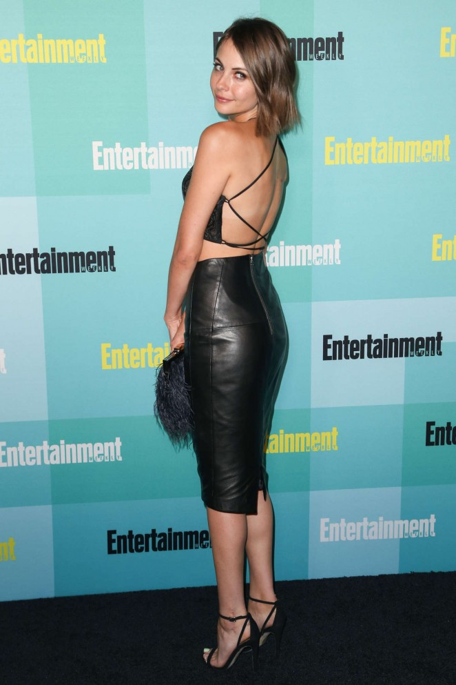 Willa Holland - Entertainment Weekly Party at Comic-Con in San Diego