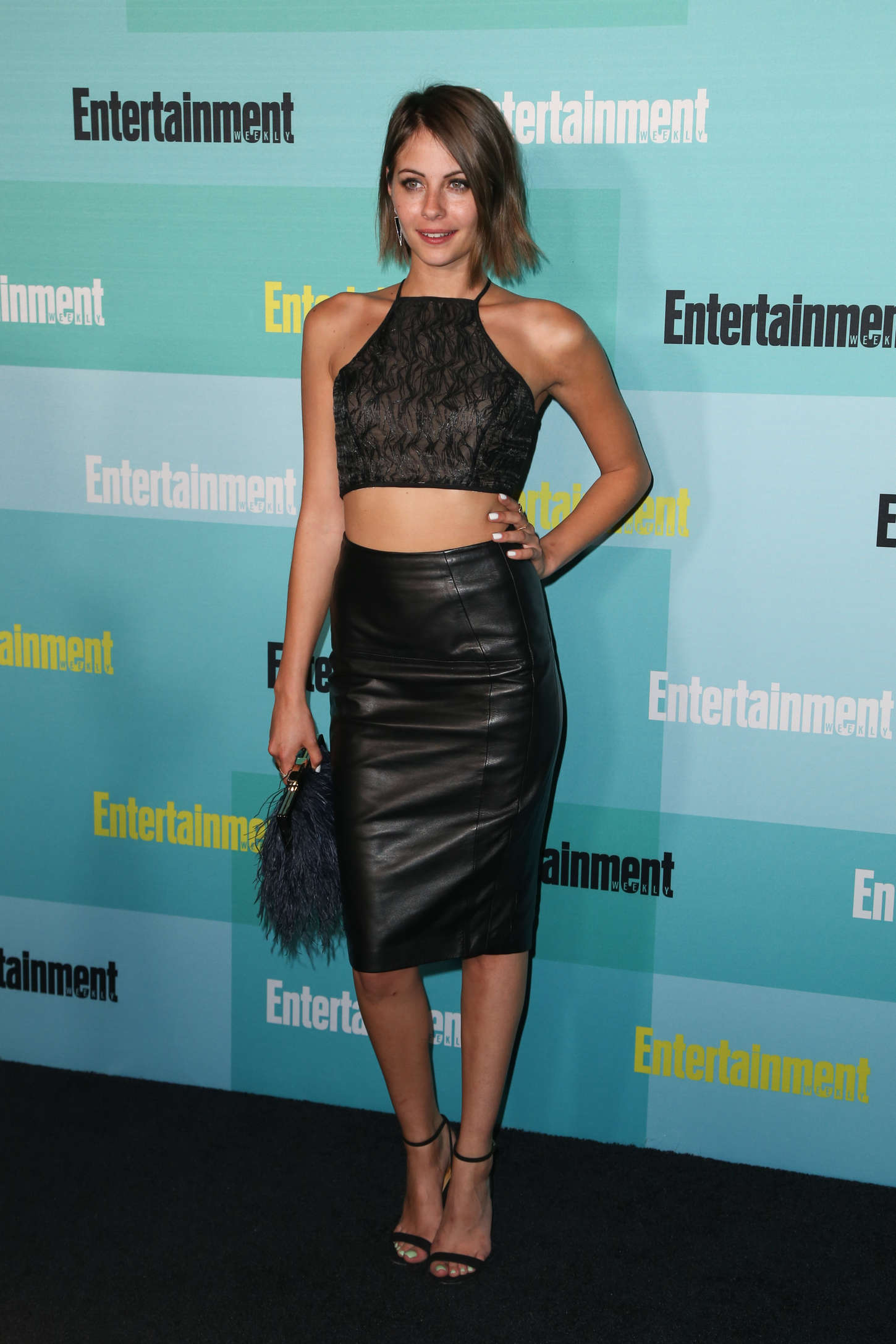 Willa Holland Entertainment Weekly Party At Comic Con 07