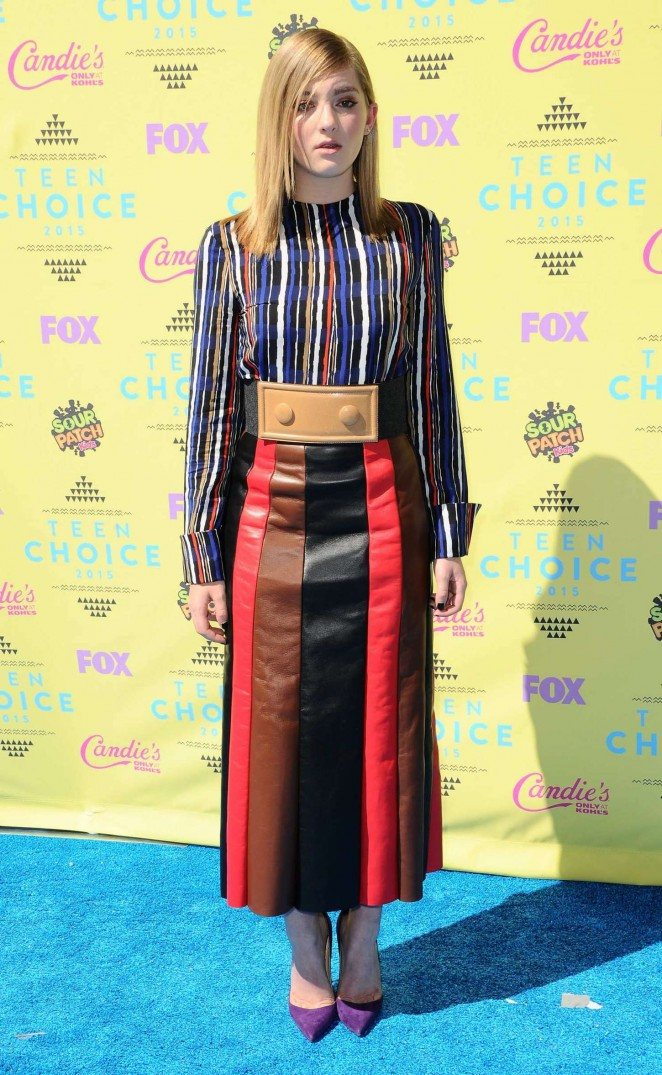 Willow Shields - 2015 Teen Choice Awards in LA