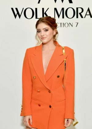 Willow Shields - Wolk Morais Collection 7 Fashion Show in Los Angeles