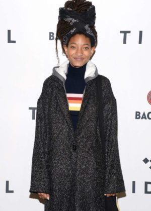 Willow Smith - Justin Tranter and GLAAD Present 'Believer' Spirit Day Concert in LA