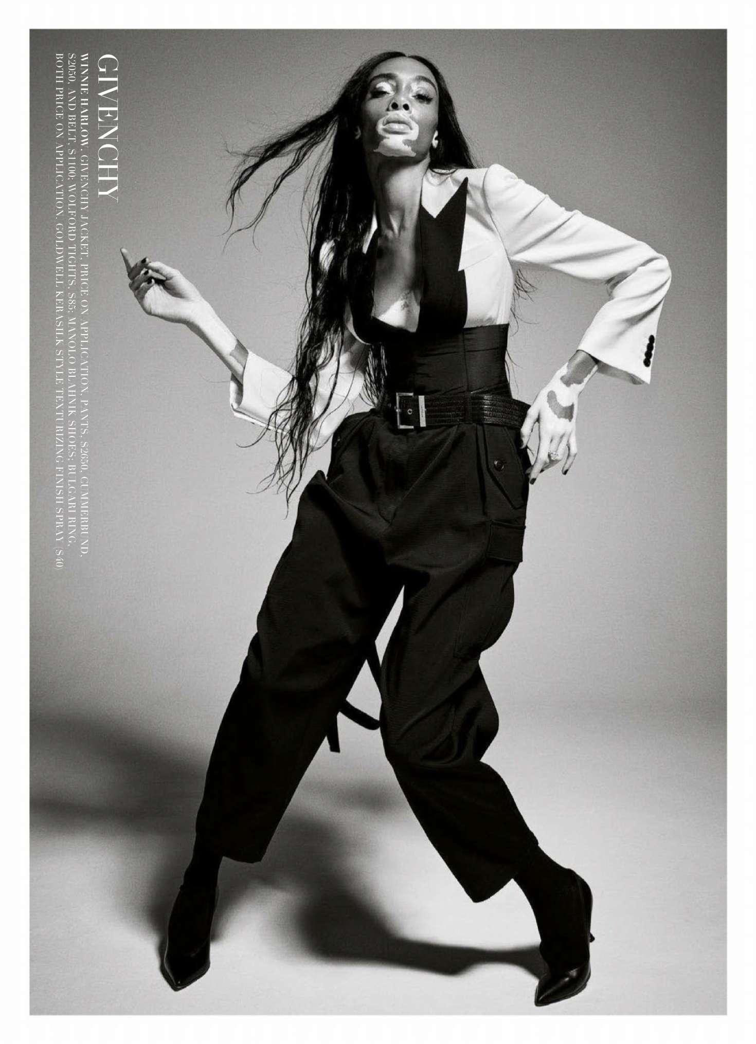 Winnie-Harlow:-Harpers-Bazaar-Australia-