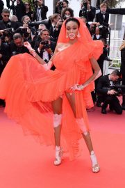 Winnie Harlow - 'Once Upon A Time In Hollywood' Premiere at 2019 Cannes Film Festival