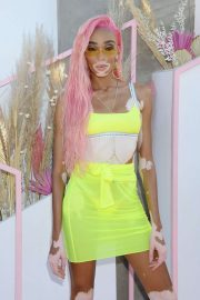 Winnie Harlow - Revolve Party at Coachella Valley Music and Arts Festival in Indio