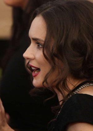 Winona Ryder - 2017 Screen Actors Guild Awards in Los Angeles