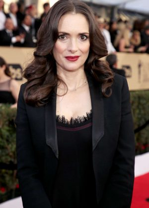 Winona Ryder - 2018 Screen Actors Guild Awards in Los Angeles