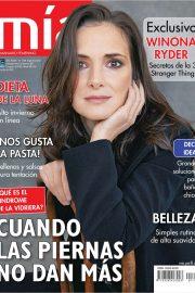 Winona Ryder - Mia Argentina Magazine (July 2019)