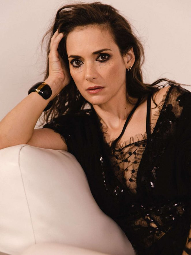 Winona Ryder - Nylon Magazine (September 2016)