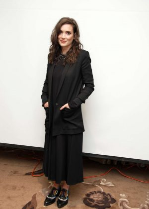 Winona Ryder- 'Stranger Things' Press Conference in Beverly Hills
