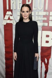 Winona Ryder - 'The Plot Against America' Premiere in New York