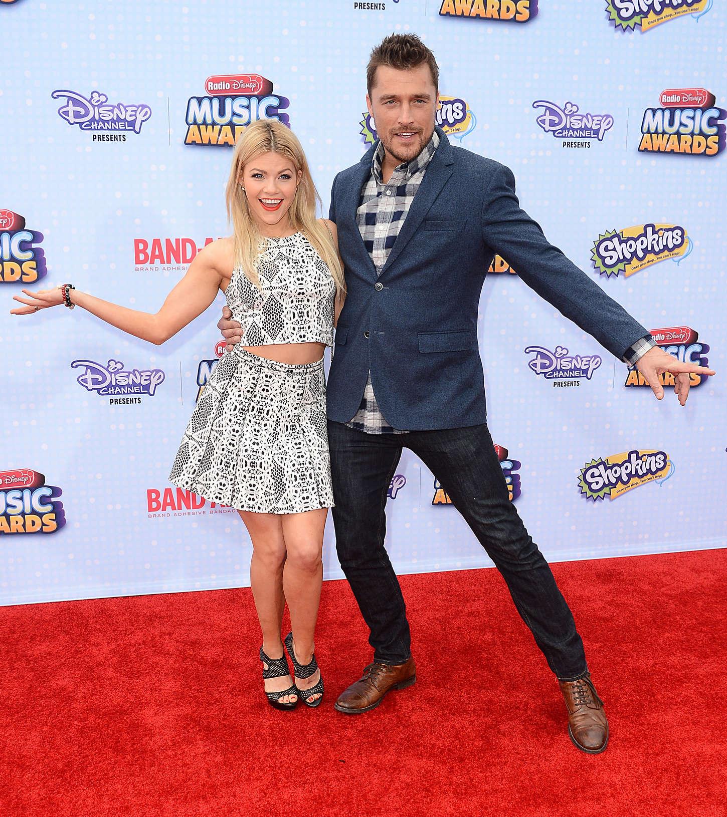 Witney Carson 2015 : Witney Carson: 2015 Radio Disney Music Awards -02