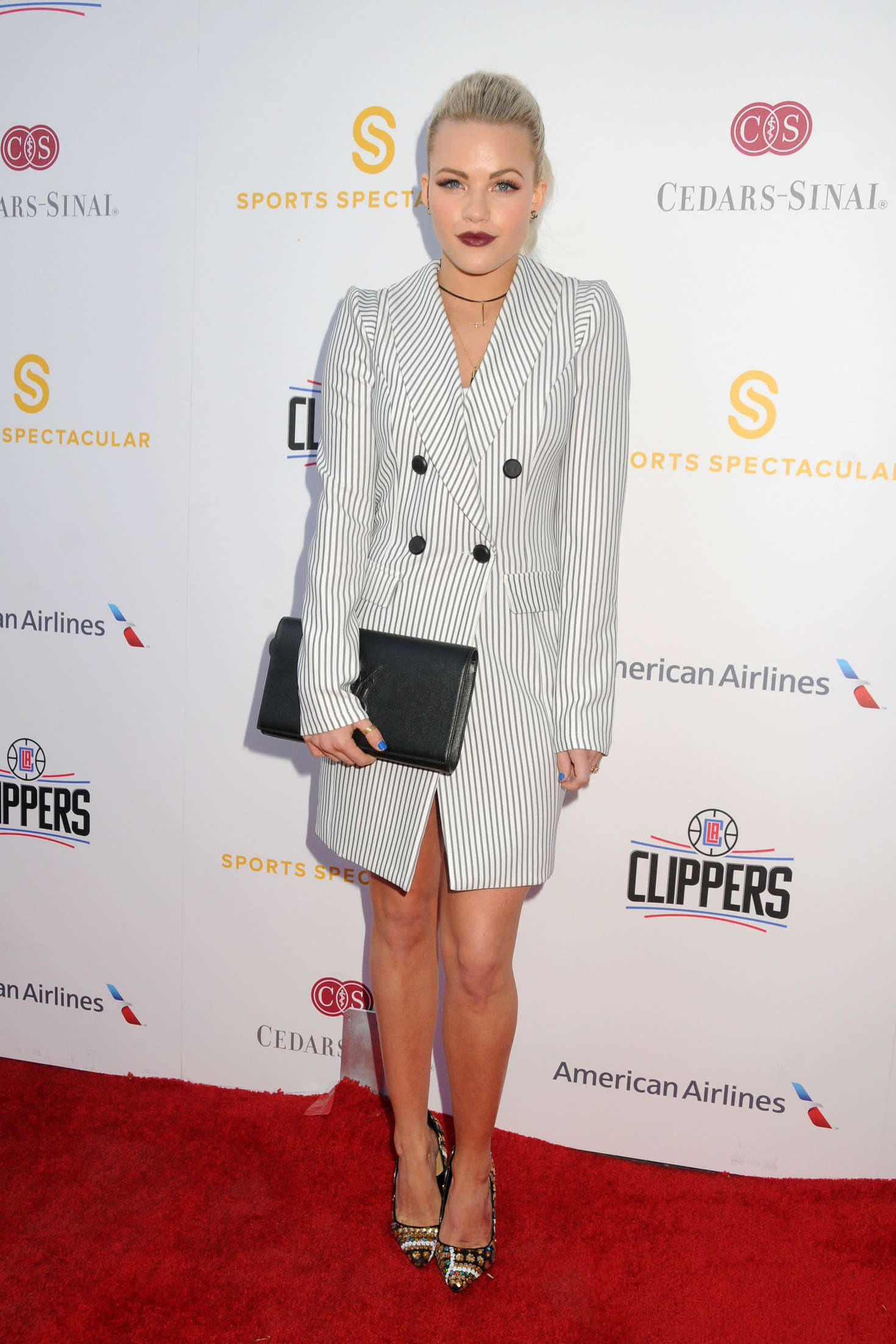 Witney Carson - 31st Annual Cedars-Sinai Sports Spectacular Gala in Westwood