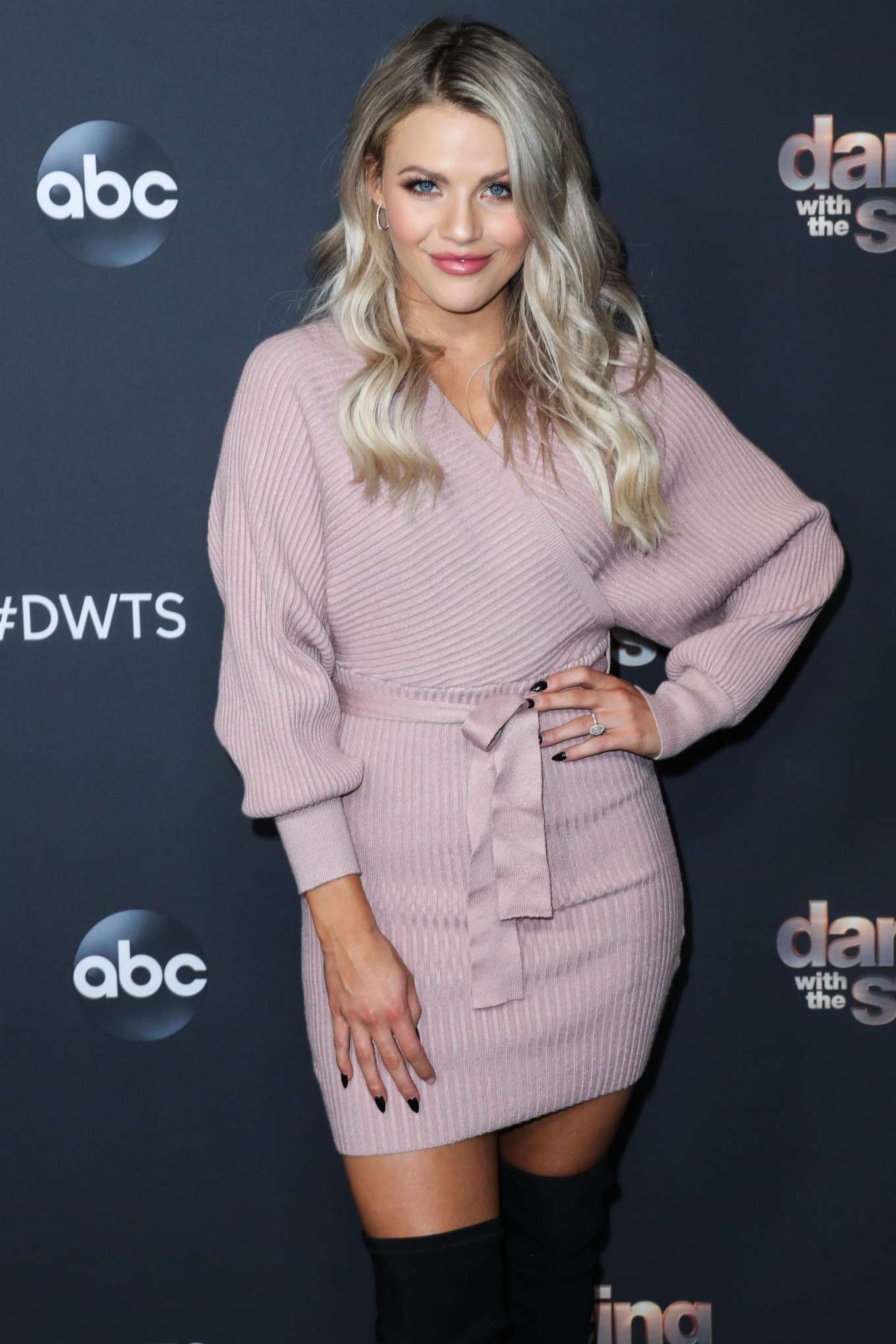 Witney Carson - ABC's 'Dancing With The Stars' Season 28 Top Six Finalists Party in Los Angeles