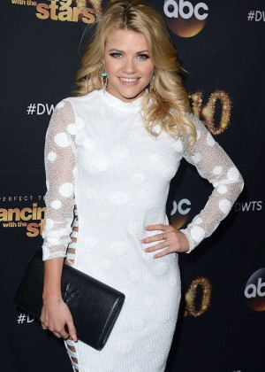 Witney Carson - Dancing With The Stars Cast Party at Hyde Lounge
