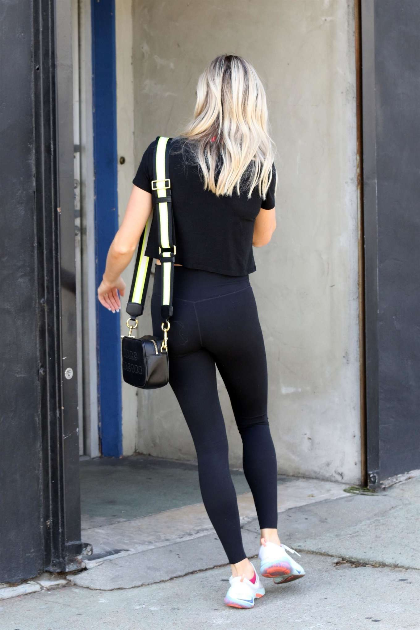 Witney Carson 2019 : Witney Carson – Heading into the dance studio in LA-04