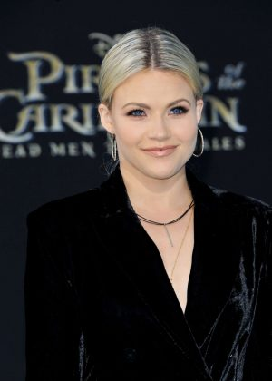 Witney Carson - 'Pirates Of The Caribbean: Dead Men Tell No Tales' Premiere in Hollywood
