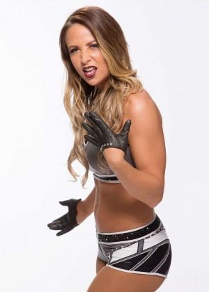 WWE Divas 2015 Photoshoot Outtakes