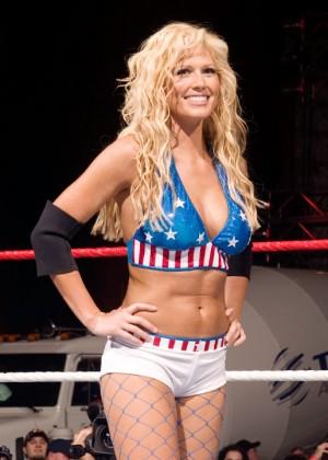 WWE Divas - Patriotic Divas