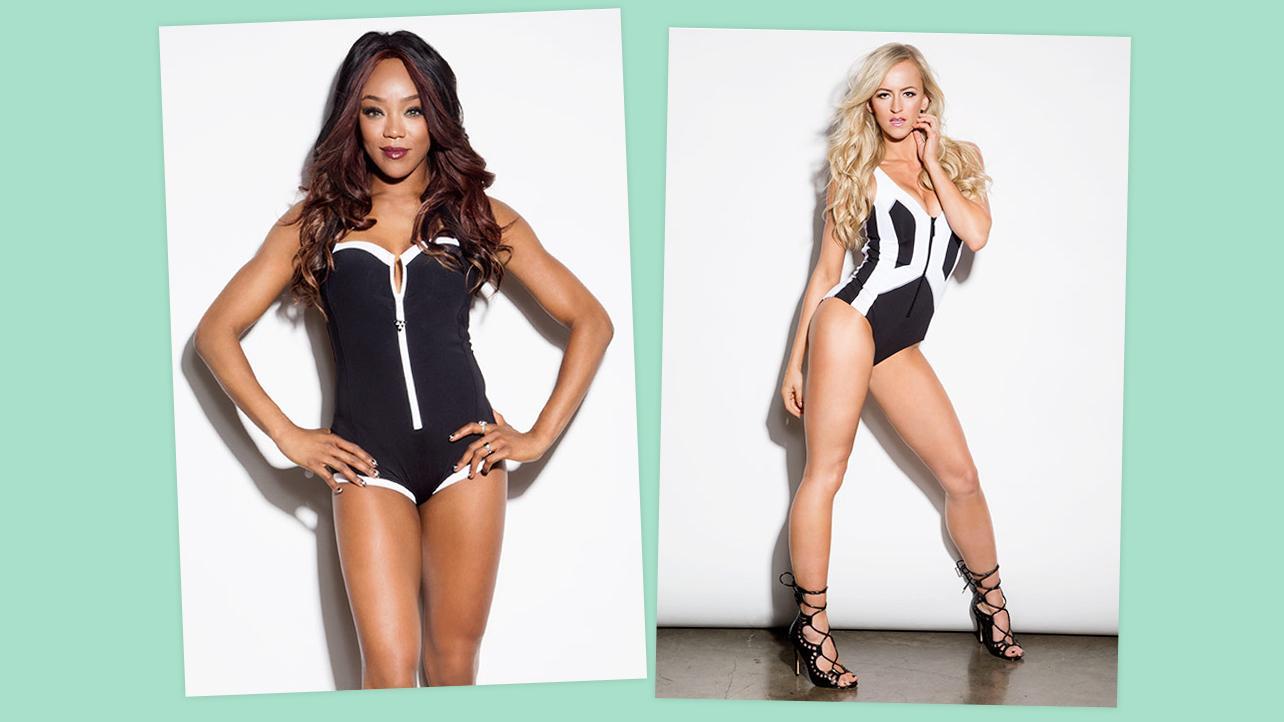 WWE 2015 : WWE Divas Photoshoot: Beautiful and Bold -25