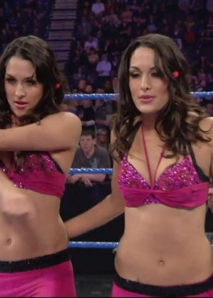 WWE Divas - Smackdown