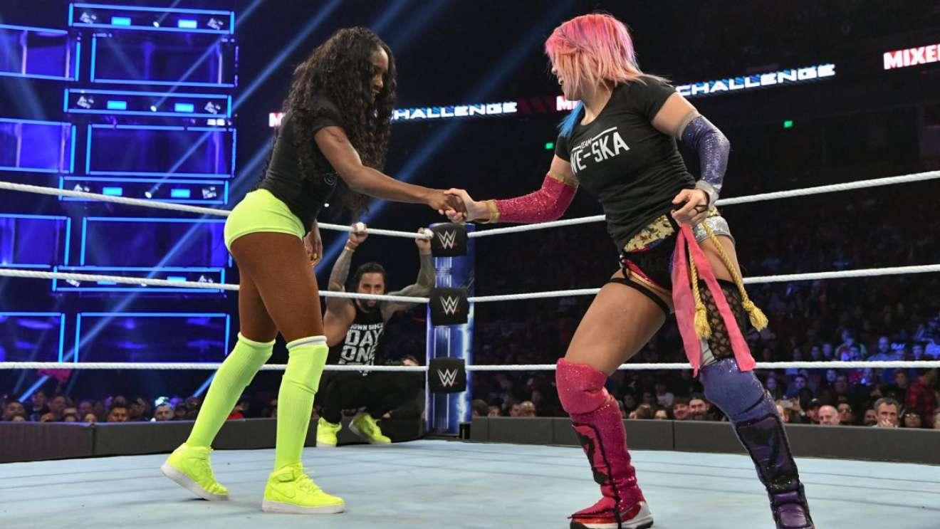 WWE - Mixed Match Challenge Season 02 Episode 12