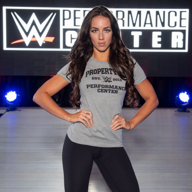 WWE - New Performance Center Recruits