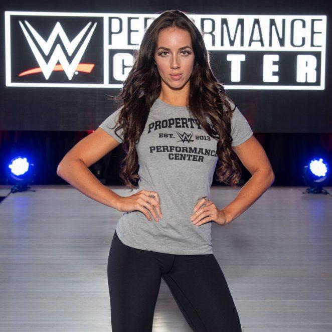 WWE - New Performance Center Recruits