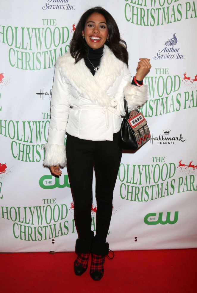 Wyntergrace Williams - 85th Annual Hollywood Christmas Parade in Hollywood