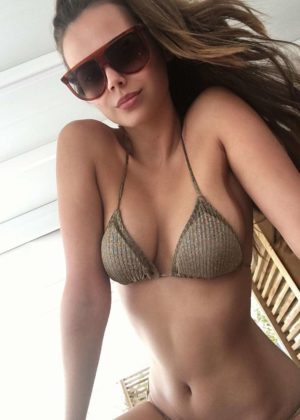Xenia Deli - Hot in Bikini