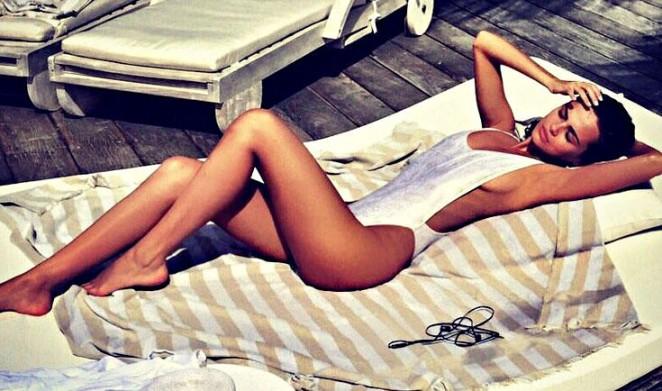 Xenia Deli Hot Instagram Photos