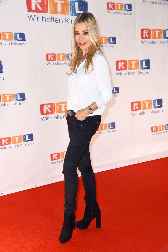 Xenia Seeberg - RTL Spendenmarathon 2016 in Hurth