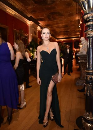Xenia Tchoumitcheva - BAFTA Nespresso Nominees' Party in London