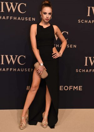 Xenia Tchoumitcheva - IWC Gala Decoding the Beauty of Time at SIHH 2017 in Geneva