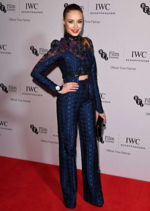 Xenia Tchoumitcheva - IWC Schaffhausen Dinner in Honour of the BFI in London