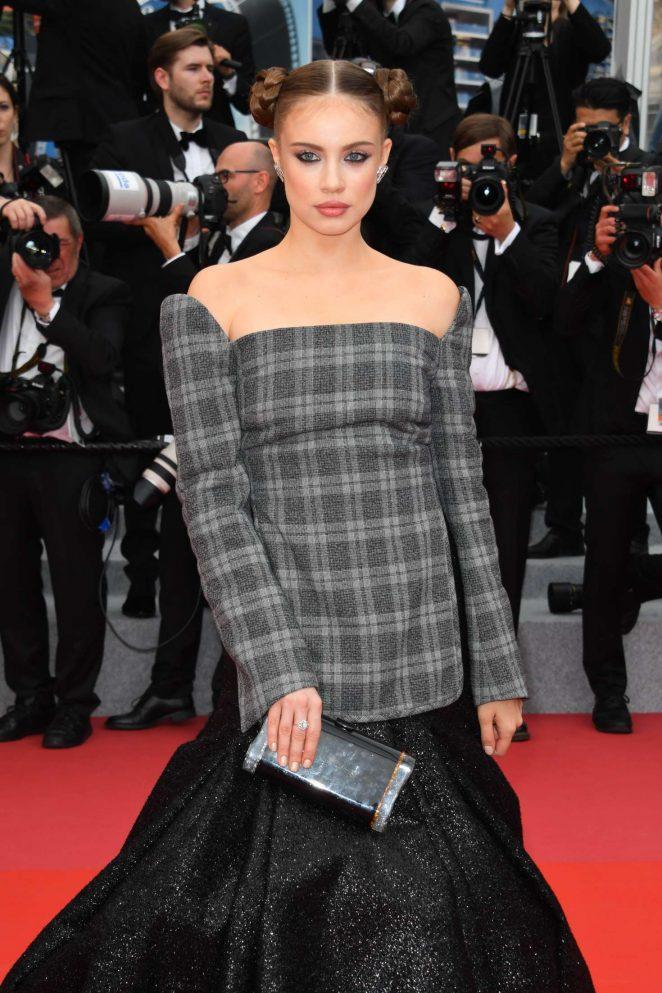 Xenia Tchoumitcheva – 'Yomeddine' Premiere at 2018 Cannes Film Festival