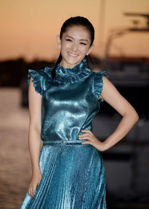 Xie Na - 'Star Trek Beyond' Premiere in San Diego