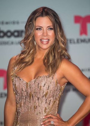 Ximena Duque - 2017 Billboard Latin Music Awards in Miami