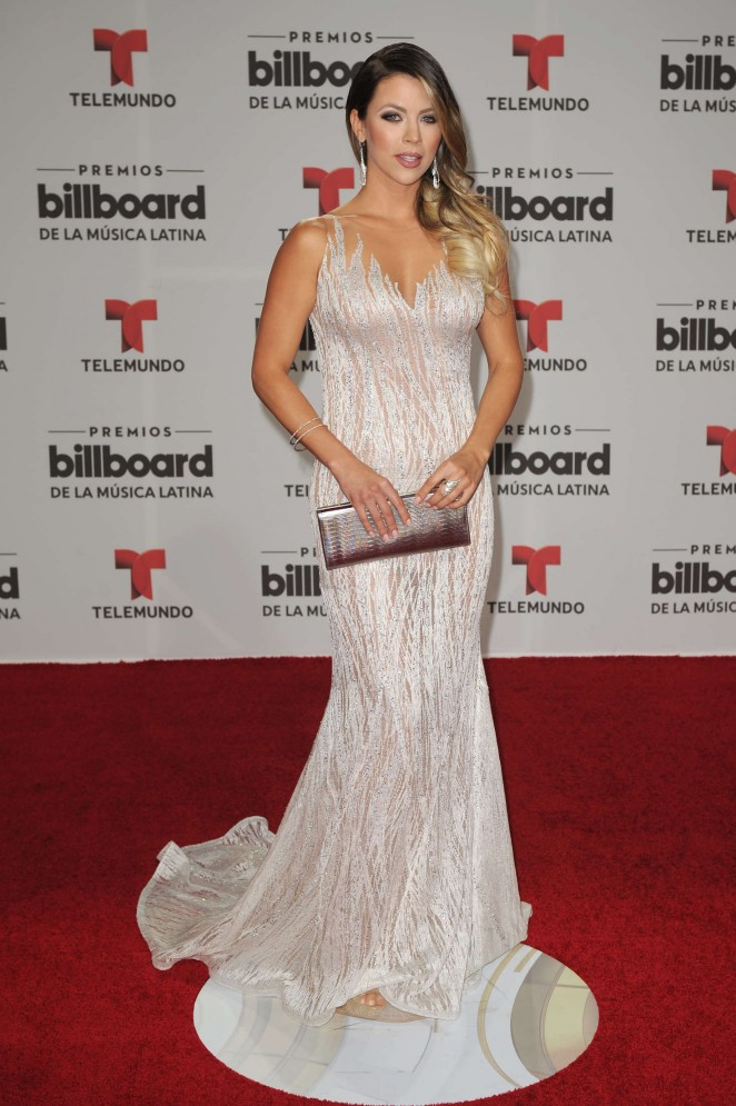 Ximena Duque - Billboard Latin Music Awards 2016 in Miami