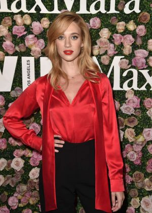 Yael Grobglas - 2017 Women In Film Max Mara Face of the Future Awards in LA