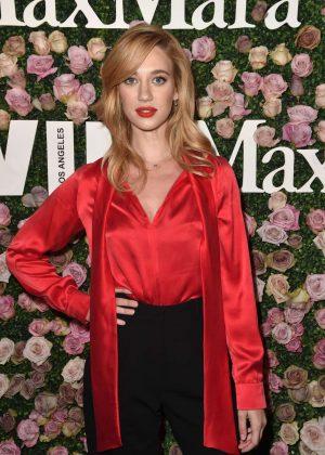 Yael Grobglas - 2017 Women In Film Max Mara Face of the Future Awards in LA