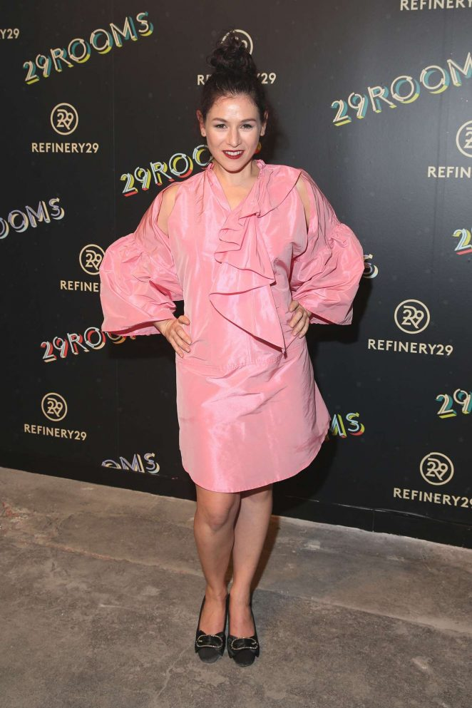 Yael Stone – 2nd Annual Refinery29 29Rooms: Powered By People in NYC